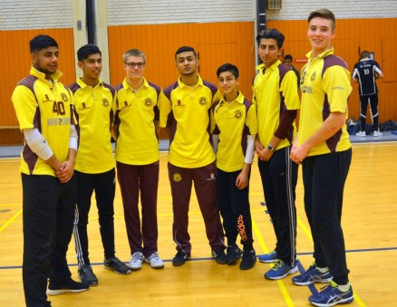 Svanholm win their annual Christmas indoor tournament