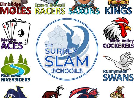 Borough Academies Competition becomes Surrey Slam Schools League