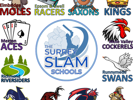 Borough Academies Competition becomes Surrey Slam Schools League