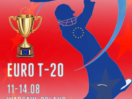 Euro T20 International national team tournament to take place in Poland