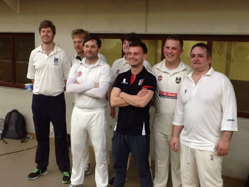 Deaf Indoor Cricket in Vienna