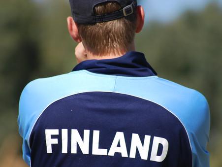 Stadin Krikettikerho from Helsinki win the Finnish Indoor Cricket Championships