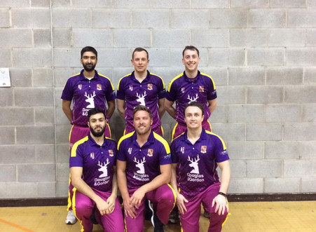 Surrey Indoor League: 2 exciting semi finals sets up Wimbledon/Spencer local derby in the final!