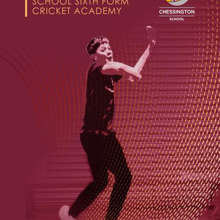 Chessington School launches Sixth Form Cricket Academy