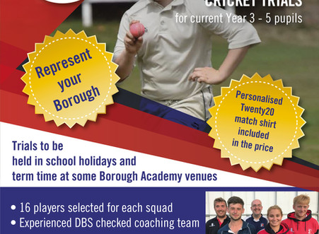 Easter Season Preparation Cricket Camps in Surrey