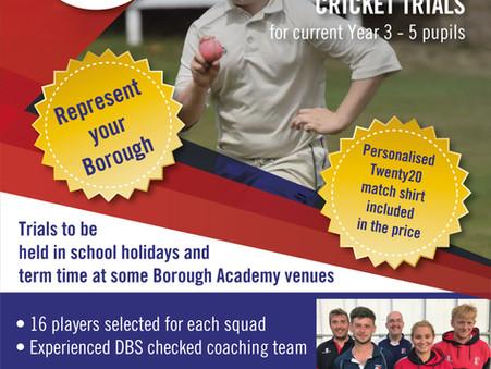 Easter Season Preparation Cricket Camps in Surrey