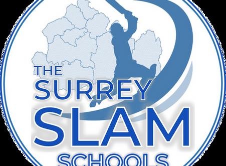 Surrey Slam Schools 2019-20 Trials Open