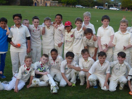 Review - Switzerland Under 11s UK Tour to Surrey: May 2016