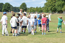 Surrey summer cricket coaching venues