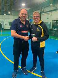 Luke Riley Autumn 2019 Young Player of t