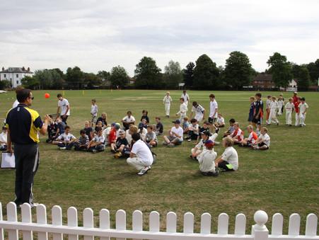 Twenty20 Cricket Camps 2013 at Epsom Cricket Club