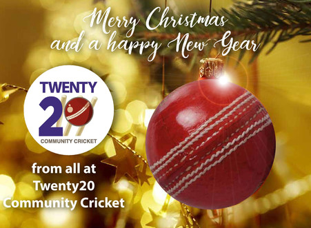Merry Christmas from Twenty20 Cricket!