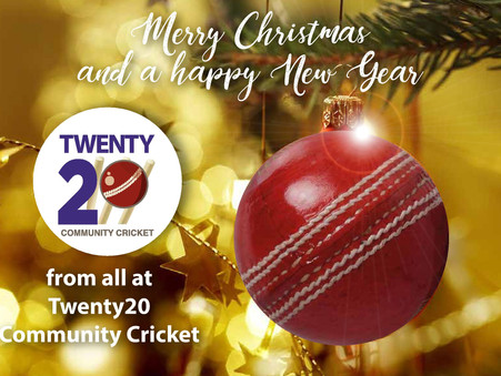 Merry Christmas from Twenty20 Cricket!