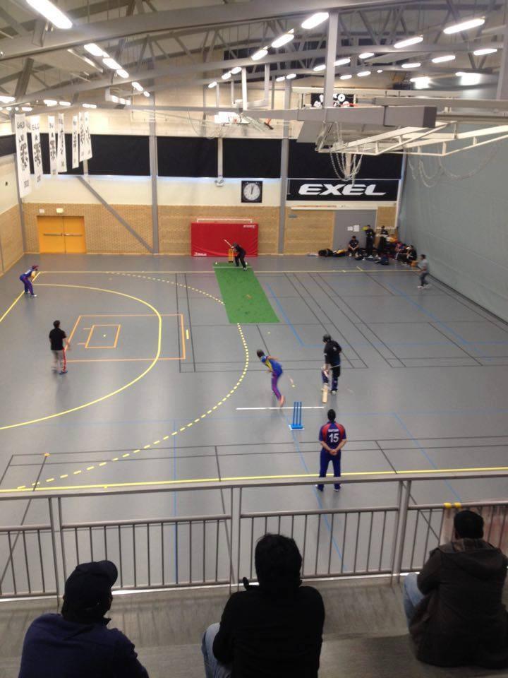 Alby CC Indoor Cricket Tournament