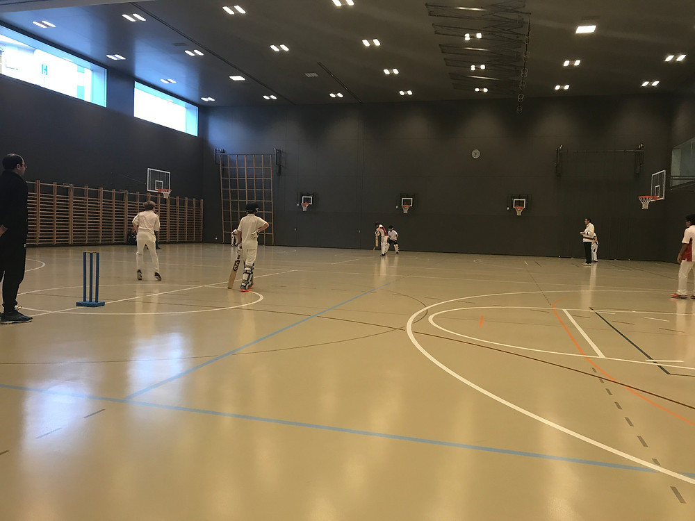 Junior Indoor Cricket