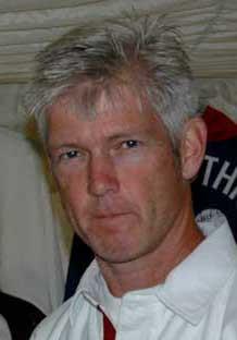 Gary Palmer - Alistair Cook coach