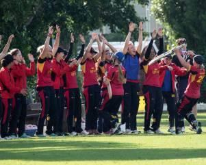 German Women's Cricket Programme in 2016