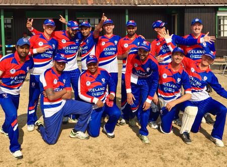 Iceland Cricket on BBC World Service