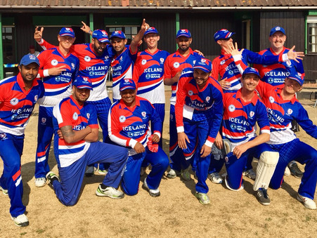 Iceland Cricket on BBC World Service