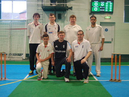 Gloucestershire Deaf retain ECAD Indoor Title
