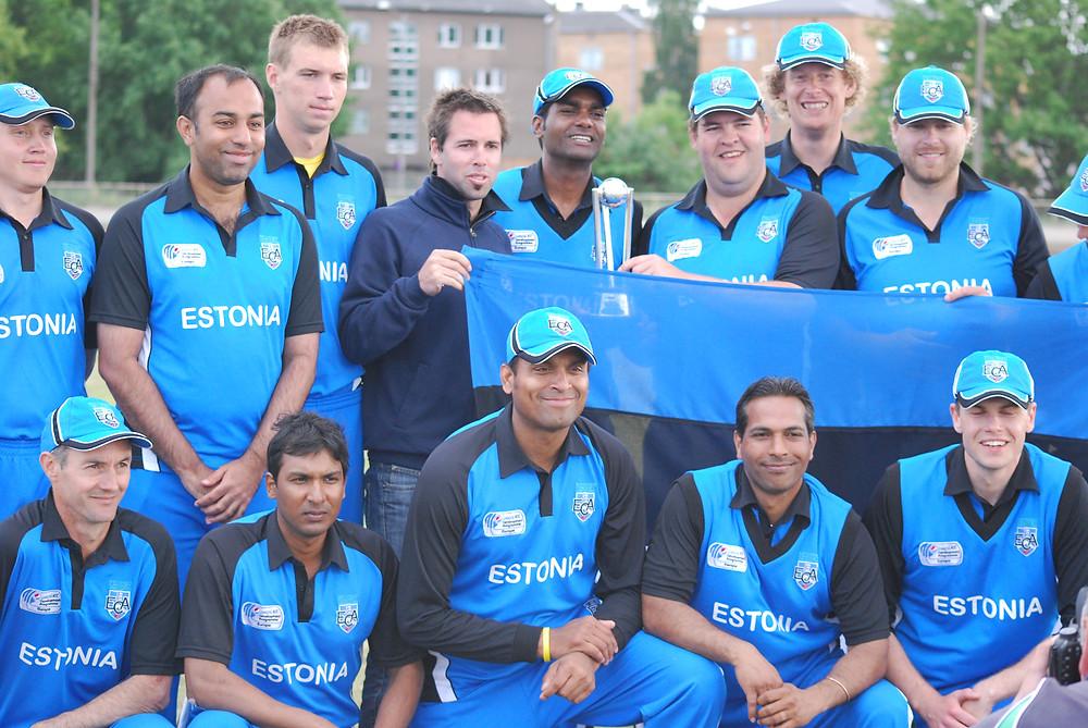 Estonia Cricket