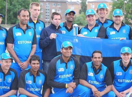 Estonia to play in Tri-nation ODI series