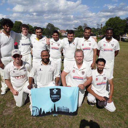 Brown Caps retain ECAD title for Surrey