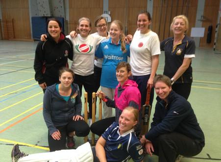 Continental European Women's squad announced for Vienna Wintercup