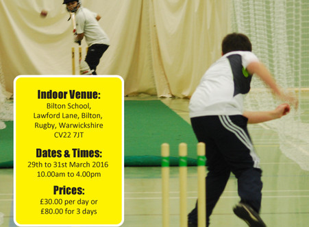 New Venue in Rugby for Easter Holidays Season Preparation Course