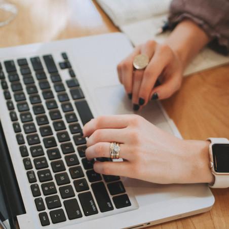 Blogging Corner: Should Blogging and Social Media Be Done for Fun or for Promotion?