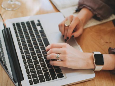 Toch maar bloggen!