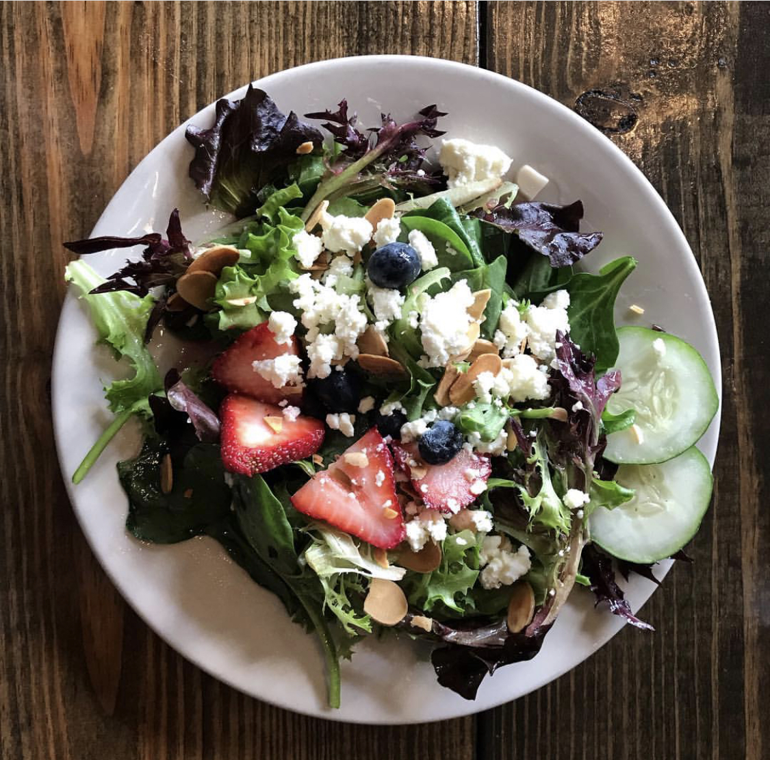 Spring Berry Salad Special