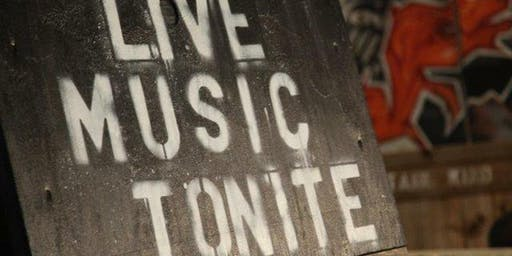 Live Music Friday & Saturdays