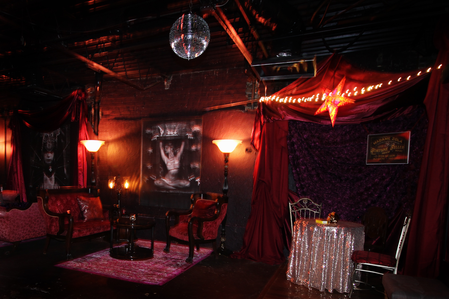 Private Voodoo Room