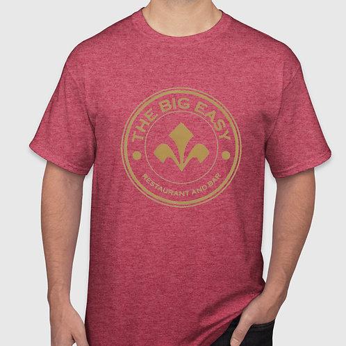 Men's Big Easy Red Tee Shirt