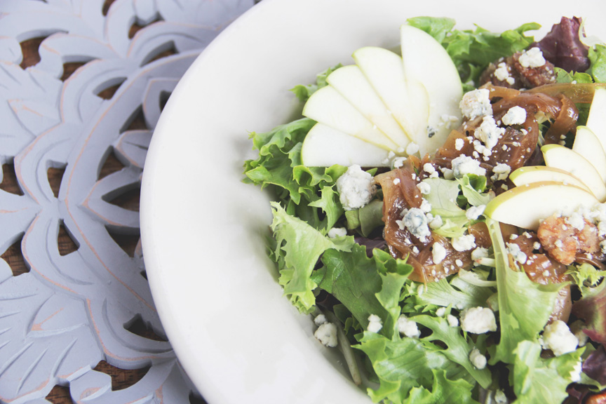 Belle's Apple Salad