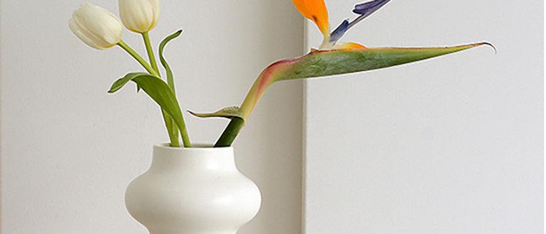 Silhoutte Vase