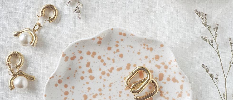 Wavy Baby Splatter Trinket Dish