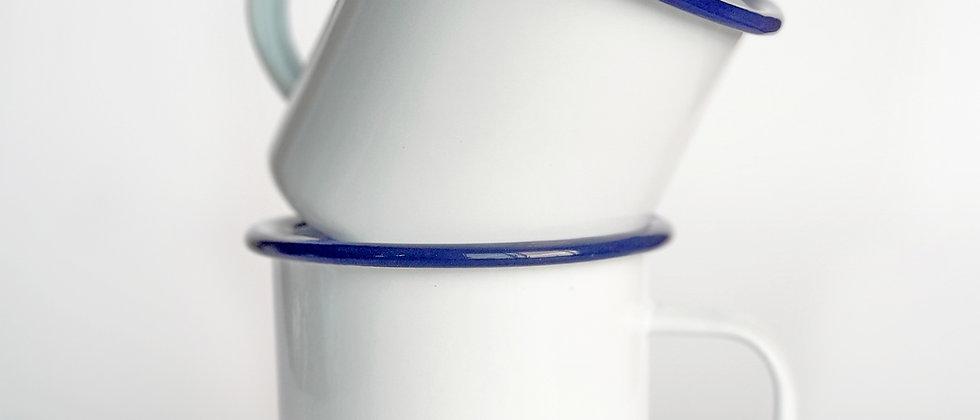 Classic Enamel Mug