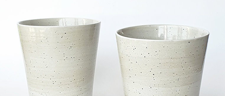 Classic Calm Speckled Cup