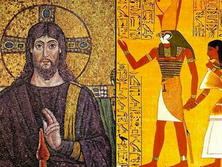 Jésus vs Horus, la naissance virginale