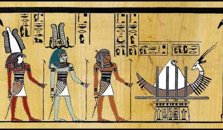 Jésus vs Horus, la résurrection