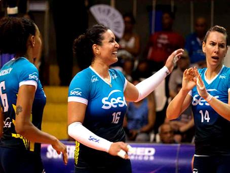 Por sonho olímpico, brasilienses Tandara e Fabíola buscam título pelo Rio