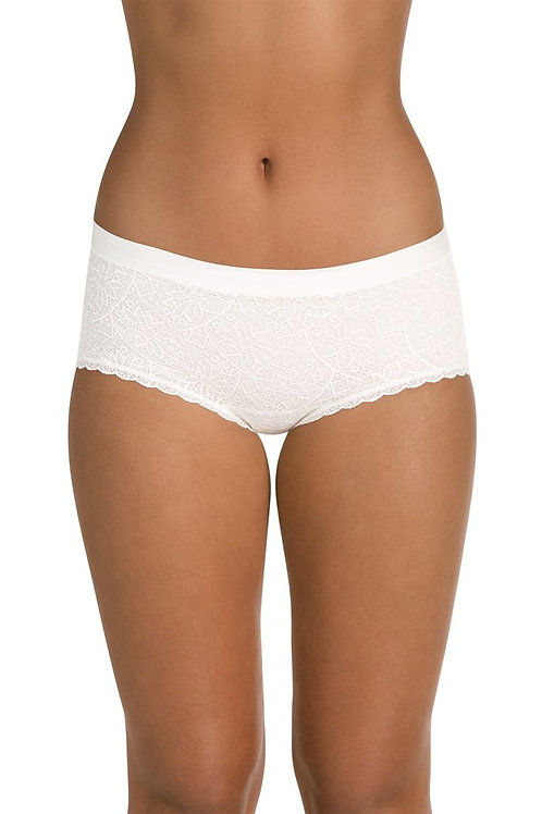 Barely There Lace Full Brief