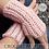 Thumbnail: Gauntlets - Crochet pattern - pdf dowload
