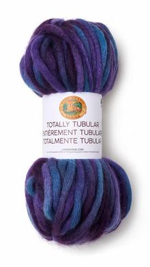 Lion Brand's Totally Tubular Yarn 4 for $10.--