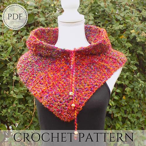 Aleah's Scarfie - crochet pattern