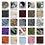 Thumbnail: Messy Bun Beanie, Crochet pattern, PDF