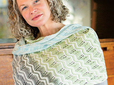 "New ""Radiance"", 12 knit patterns"