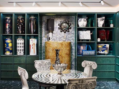 Möbel von Fornasetti - Nicht ganz von dieser Welt